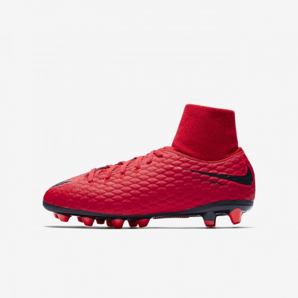 Nike Jr. Hypervenom Phelon III Dynamic Fit Ag-pro ...