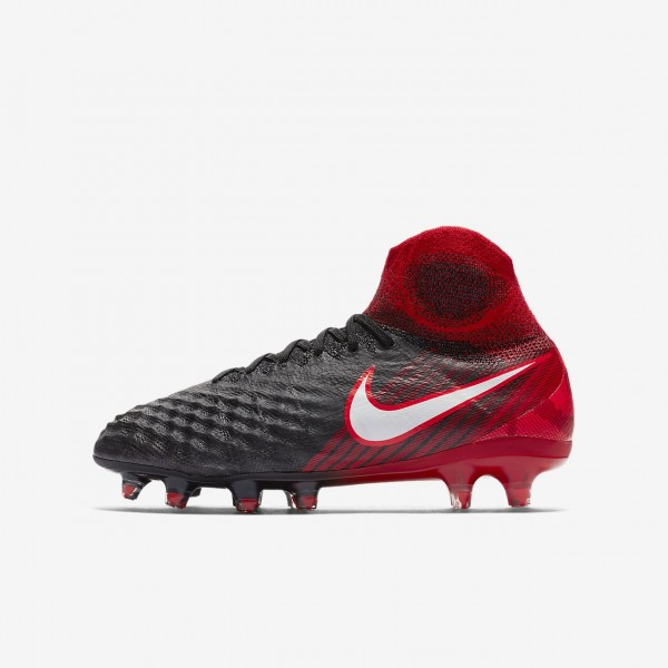 Nike Jr. Magista Obra II Fg Fußballschuhe Jungen ...