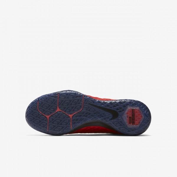 Nike Jr. Hypervenomx Proximo II Dynamic Fit Ic Fußballschuhe Jungen Rot Schwarz 645-77882