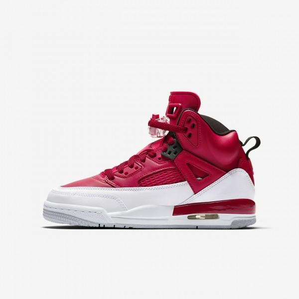 Nike Jordan Spizike Outdoor Schuhe Jungen Rot Wei�...