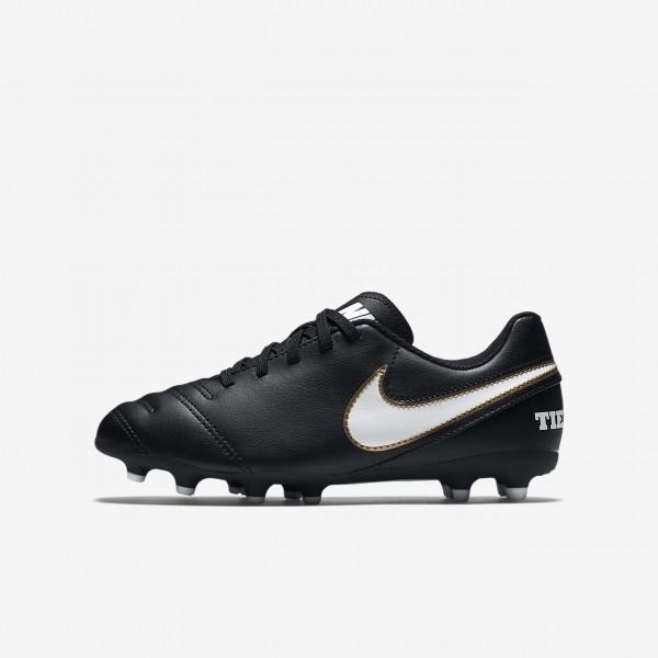 Nike Jr. Tiempo Rio III Fg Fußballschuhe Mädchen...