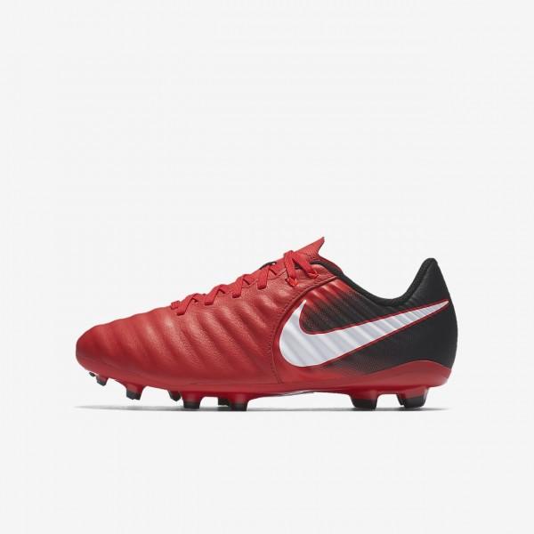 Nike Jr. Tiempo Ligera Iv Fg Fußballschuhe Mädch...