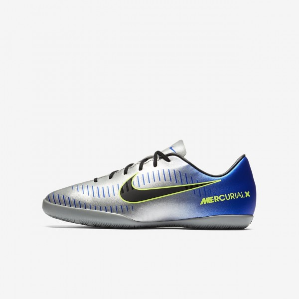 Nike Jr. Mercurialx Victory VI Neymar Ic Fußballs...
