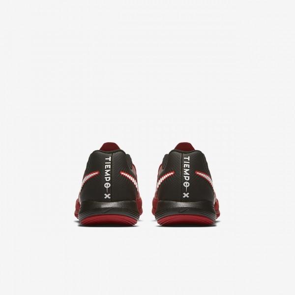 Nike Jr. Tiempox Proximo II Ic Fußballschuhe Mädchen Schwarz Rot Weiß 433-58507
