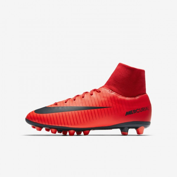Nike Jr. Mercurial Victory VI Dynamic Fit Ag-pro F...