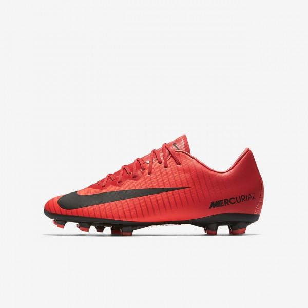 Nike Jr. Mercurial Vapor XI Fg Fußballschuhe Mäd...