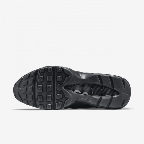 Nike Air Max 95 Freizeitschuhe Herren Schwarz 268-93002