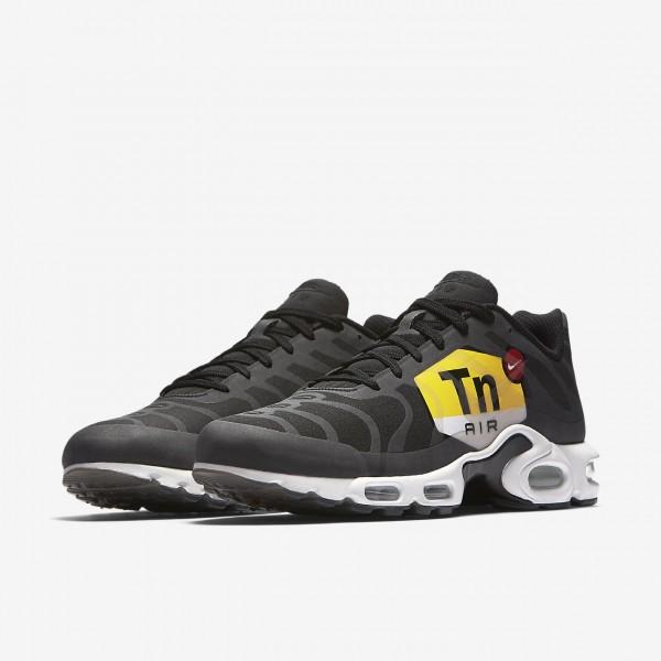 Nike Air Max Plus Ns Gpx Freizeitschuhe Herren Schwarz Weiß 586-14051