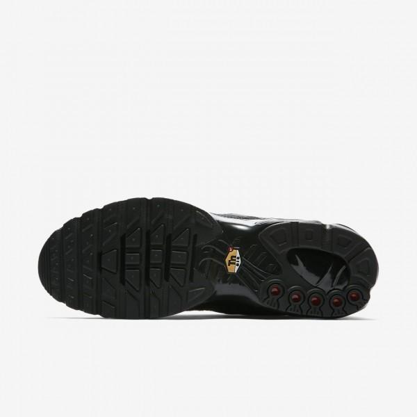 Nike Air Max Plus Freizeitschuhe Herren Schwarz 917-64765