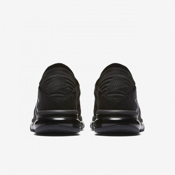 Nike Air Max Flair Freizeitschuhe Herren Schwarz Weiß 599-29377