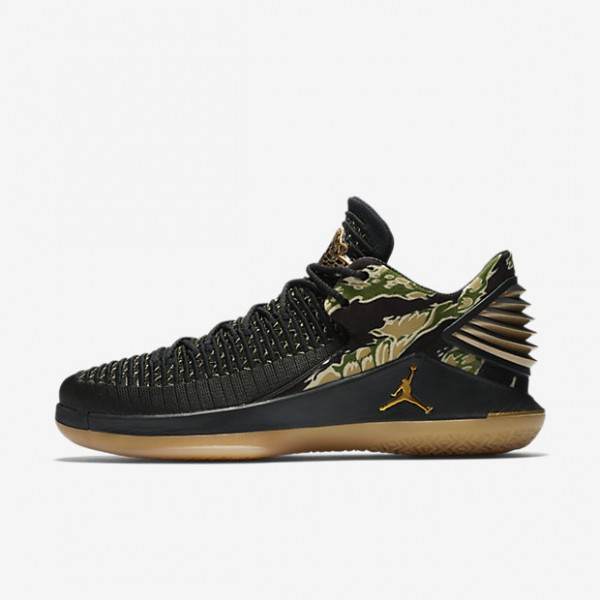 Nike Air Jordan XXXII low Basketballschuhe Herren ...