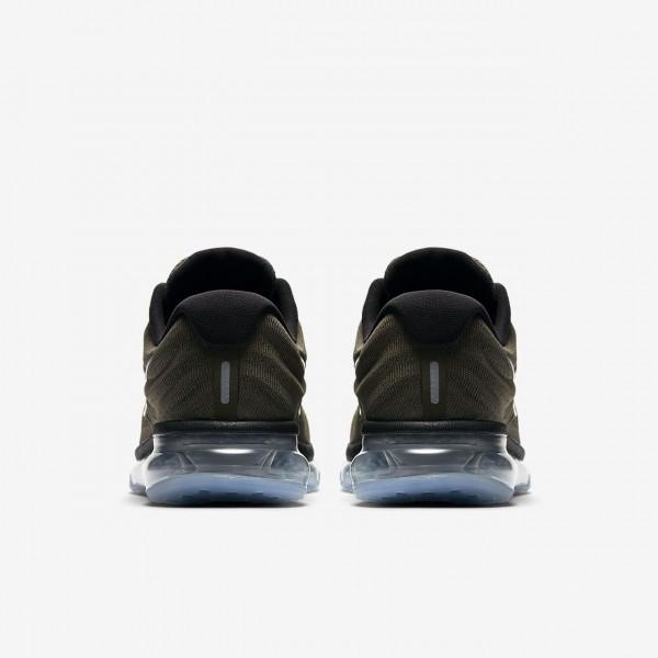 Nike Air Max 2017 Laufschuhe Herren Khaki Schwarz 289-98908