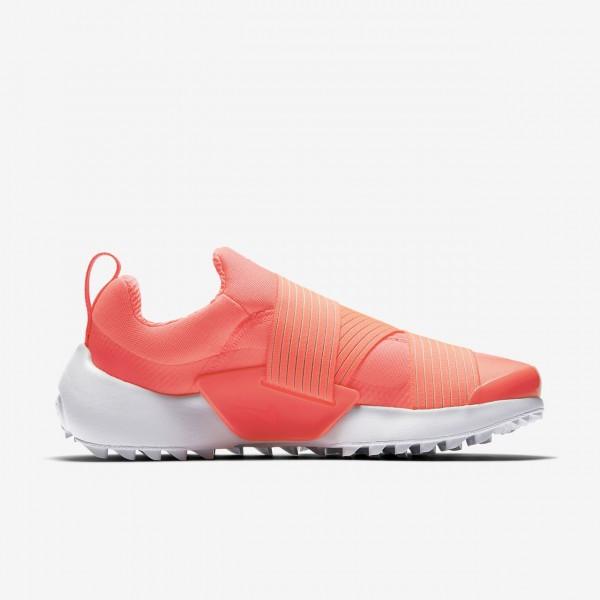 Nike Air Zoom Gimme Golfschuhe Damen Pink Weiß 721-48370