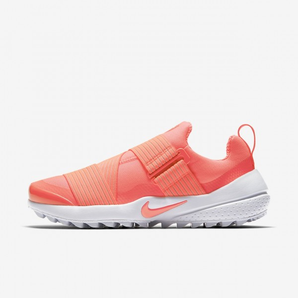 Nike Air Zoom Gimme Golfschuhe Damen Pink Weiß 72...