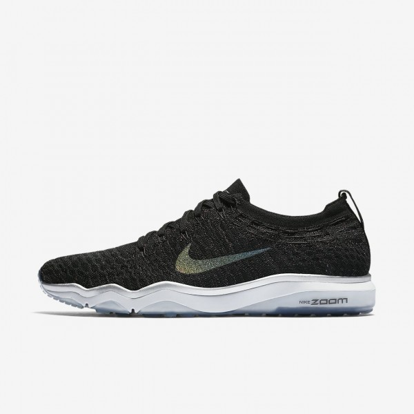 Nike Air Zoom Fearless Flyknit Metallic Trainingss...