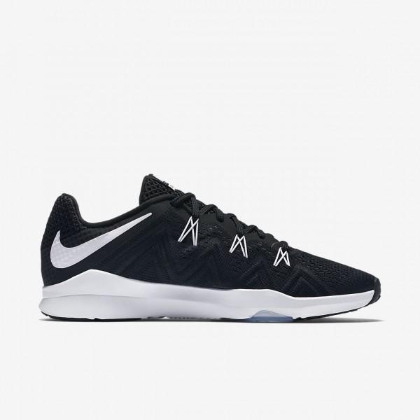 Nike Air Zoom Condition Trainingsschuhe Damen Schwarz Weiß 612-30349