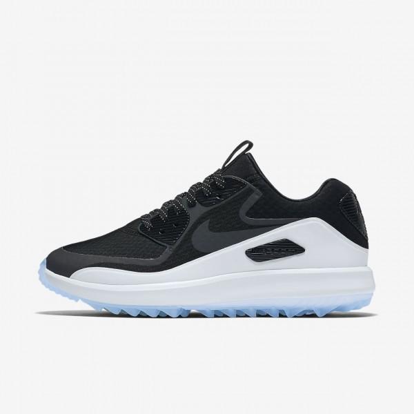 Nike Air Zoom 90 It Golfschuhe Damen Schwarz Weiß...