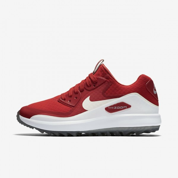 Nike Air Zoom 90 It Golfschuhe Damen Orange Weiß ...