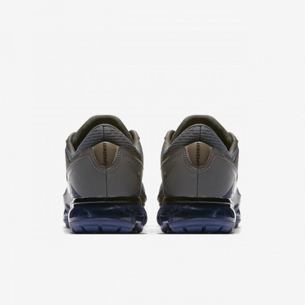 Nike Air Vapormax R Laufschuhe Damen Blau Schwarz 154-17619