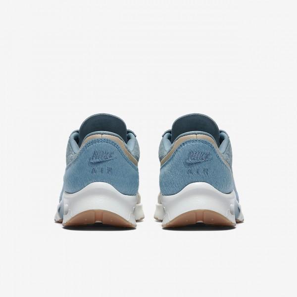 Nike Air Max Jewell Lx Freizeitschuhe Damen Blau Beige Pink 810-99294