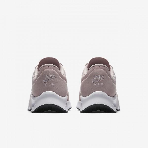 Nike Air Max Jewell Freizeitschuhe Damen Rosa Schwarz Weiß 802-26436