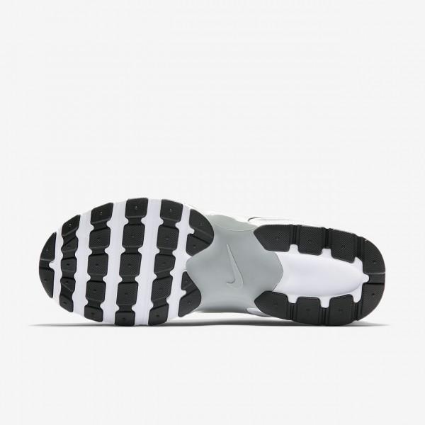 Nike Air Max Jewell Freizeitschuhe Damen Hellgrau Schwarz Weiß 232-66745