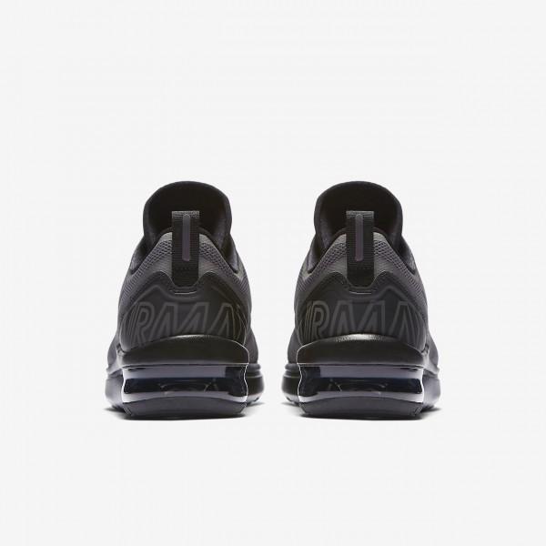 Nike Air Max Fury Laufschuhe Damen Helllila Schwarz Multicolor 465-86946