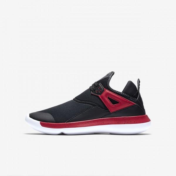 Nike Jordan Fly 89 Outdoor Schuhe Jungen Schwarz W...