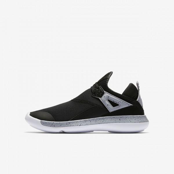 Nike Jordan Fly 89 Outdoor Schuhe Jungen Schwarz G...