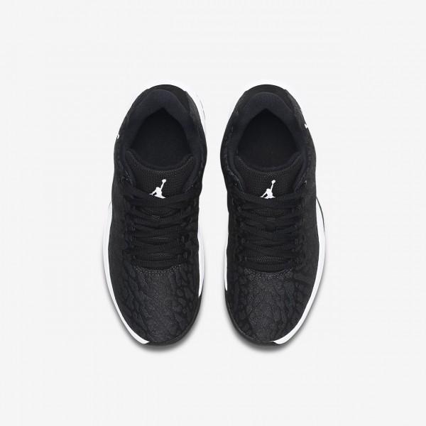 Nike Jordan B Fly Basketballschuhe Jungen Schwarz Weiß 889-13111
