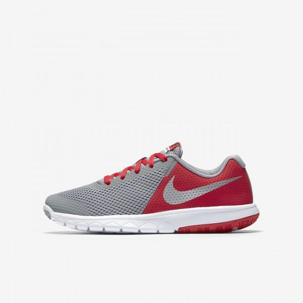 Nike Flex Experience 5 Laufschuhe Jungen Rot Weiß...