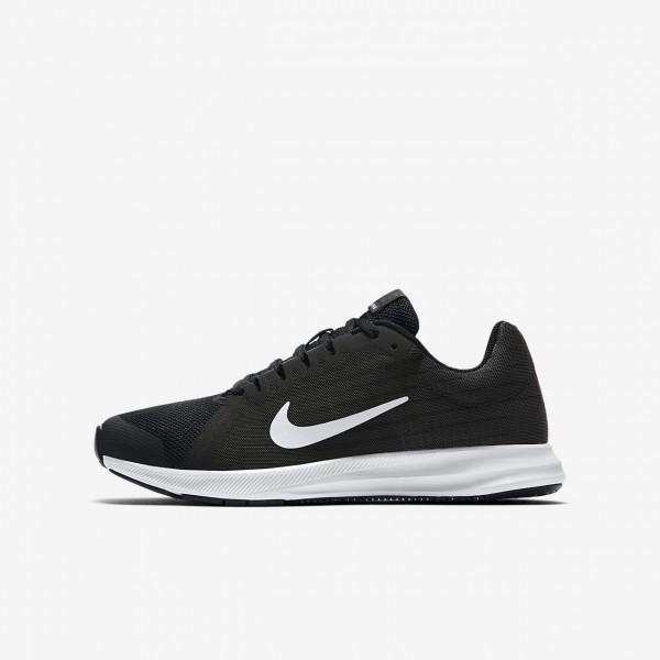 Nike Downshifter 8 Laufschuhe Jungen Schwarz Dunke...