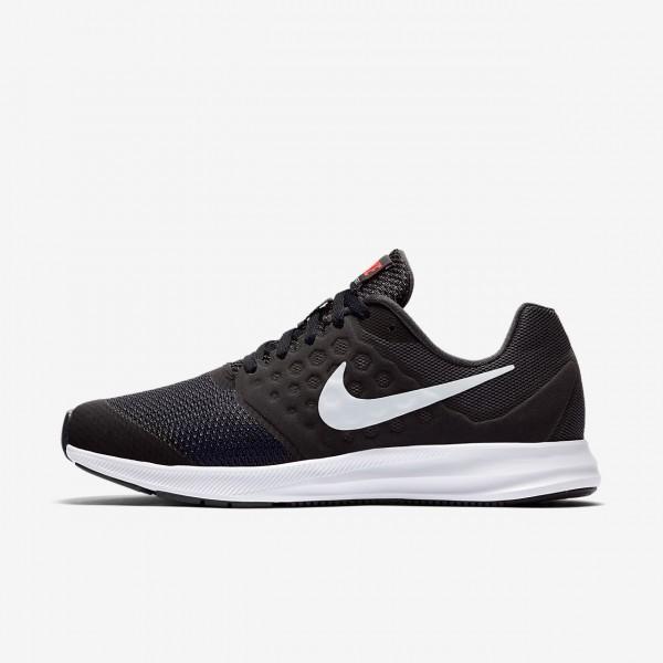 Nike Downshifter 7 Laufschuhe Jungen Schwarz Rot P...
