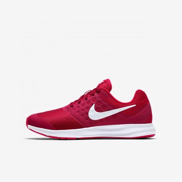 Nike Downshifter 7 Laufschuhe Jungen Rot Weiß 893...