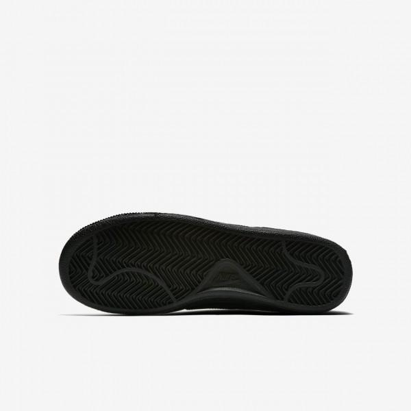 Nike Court Royale Freizeitschuhe Jungen Schwarz 951-44588