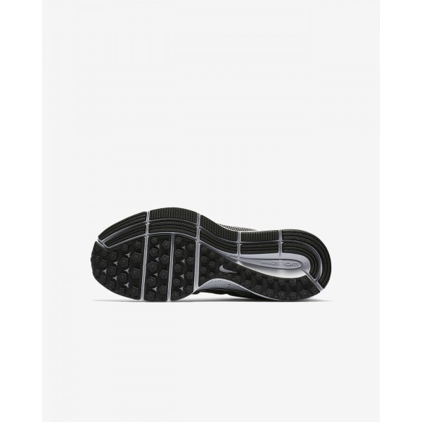 Nike Air Zoom Pegasus 34 Shield Laufschuhe Jungen Schwarz Grün Grau 781-43886