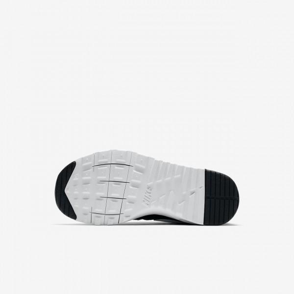 Nike Air Max Vision Freizeitschuhe Jungen Schwarz Weiß 245-80247