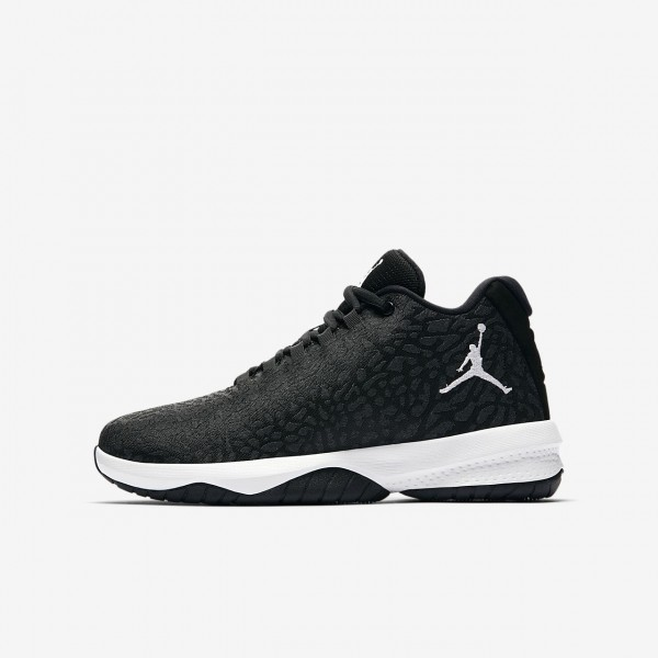 Nike Jordan B Fly Basketballschuhe Mädchen Schwar...