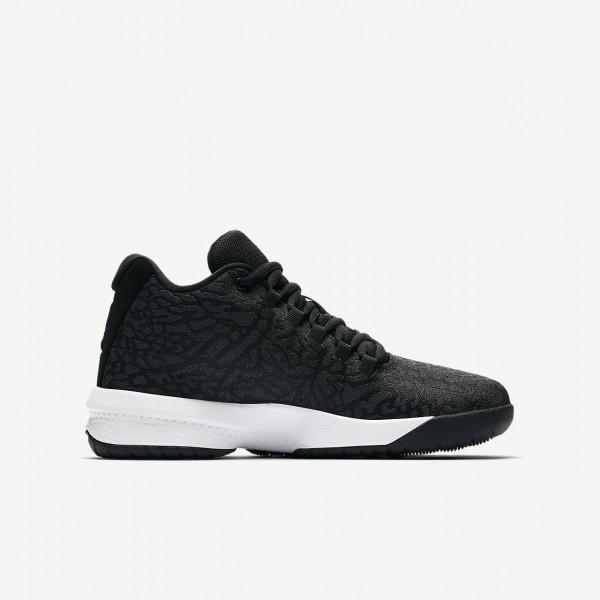 Nike Jordan B Fly Basketballschuhe Mädchen Schwarz Weiß 262-49902