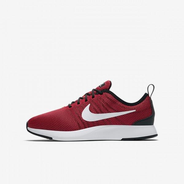 Nike Dualtone Racer Freizeitschuhe Mädchen Rot Sc...