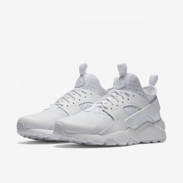 Nike Air Huarache Ultra Freizeitschuhe Herren Weiß 357-44967