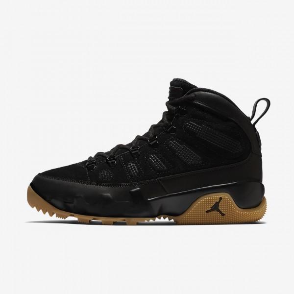 Nike Air Jordan 9 Retro NRG Boots Herren Schwarz H...