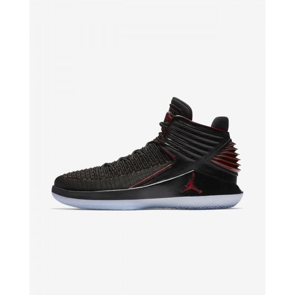 Nike Air Jordan XXXII Bred Basketballschuhe Herren...