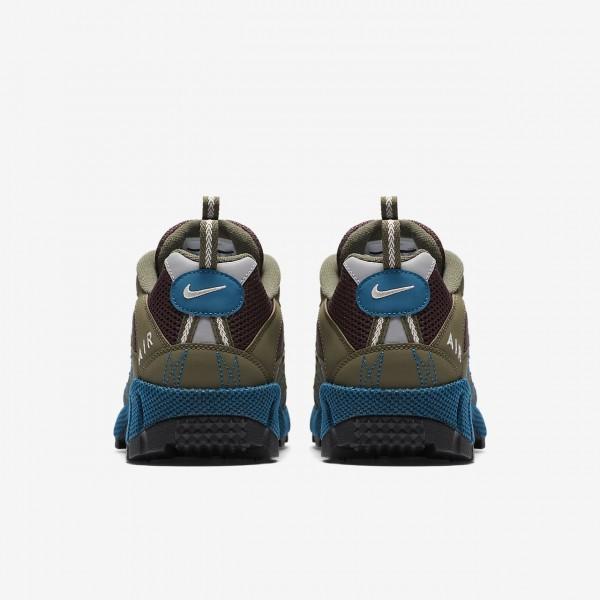 Nike Air Humara 17 Freizeitschuhe Herren Olive Tiefes Weinrot Grün Sand 571-25042