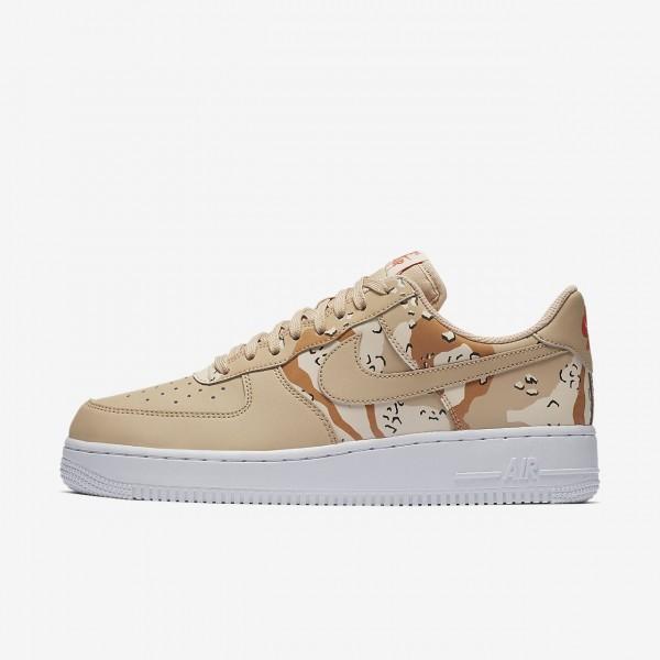 Nike Air Force 1 \'07 low Camo Freizeitschuhe Herr...