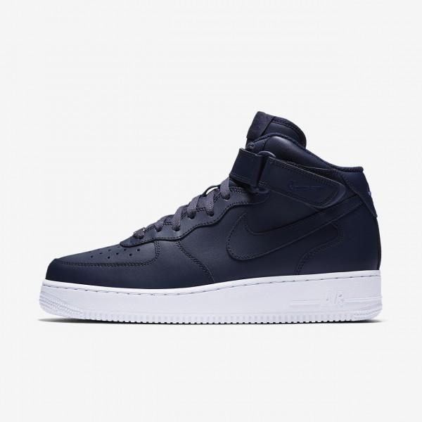 Nike Air Force 1 Mid \'07 Freizeitschuhe Herren Ob...