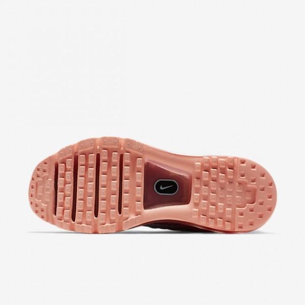 Nike Air Max 2017 Laufschuhe Damen Lila Pink Weiß 758-59774