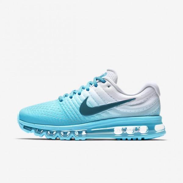 Nike Air Max 2017 Laufschuhe Damen Blau 158-16926