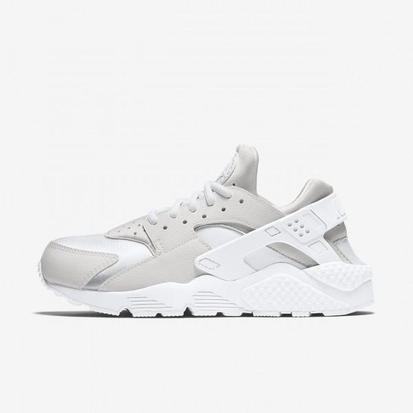 Nike Air Huarache Freizeitschuhe Damen Weiß 227-8...
