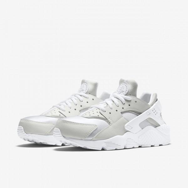 Nike Air Huarache Freizeitschuhe Damen Weiß 227-85864